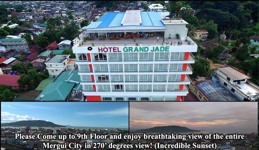 Hotel Grand Jade, Mergui
