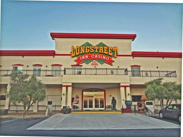 Longstreet Inn & Casino, Nye