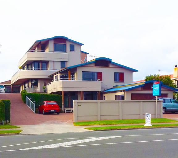 Boatshed Motel Apartments, Western Bay of Plenty