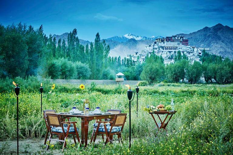 Chamba Camp Thiksey, Leh (Ladakh)