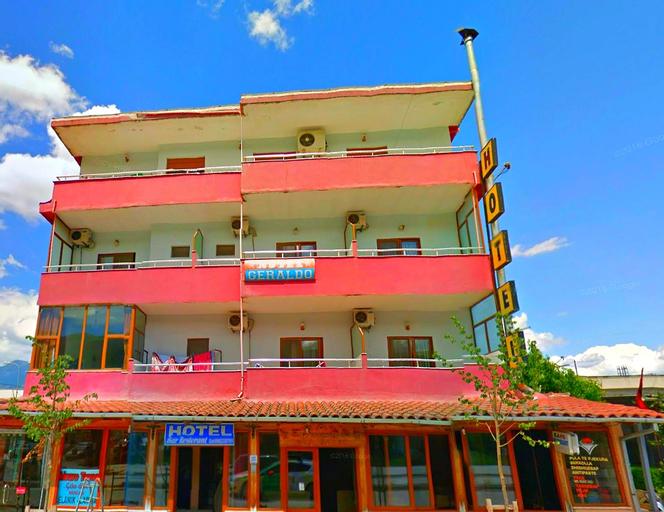 Hotel Geraldo, Gjirokastrës