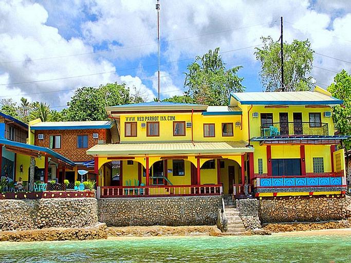 Capt. Hook's Red Parrot Inn, Samal City