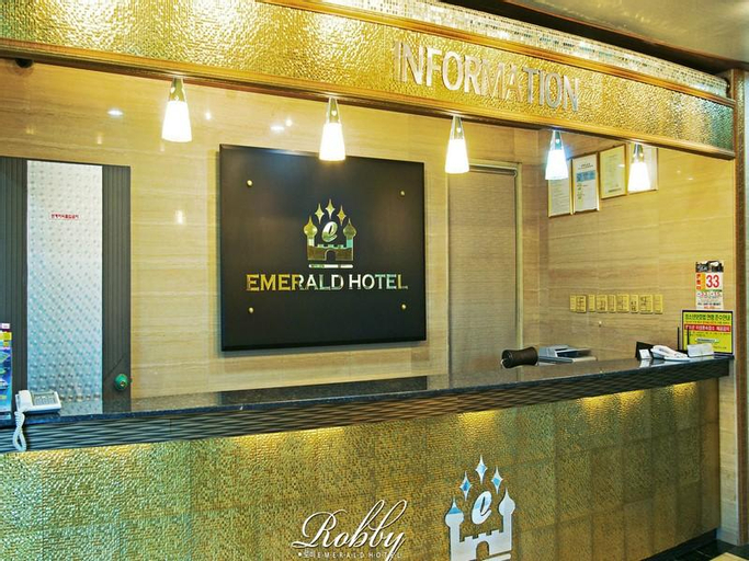 Emerald Hotel, Jeju