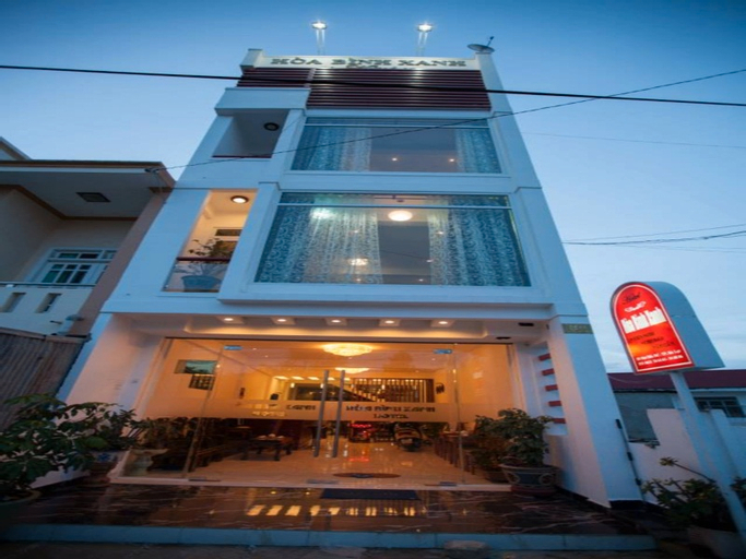 Hoa Binh Xanh Hotel, Đà Lạt