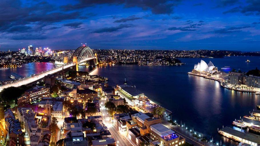 Four Seasons Hotel Sydney, Sydney