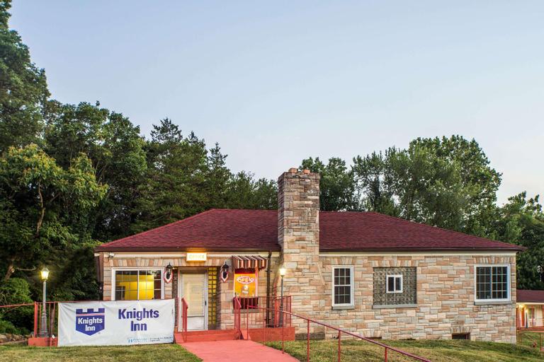 Knights Inn - Knoxville, MD, Washington