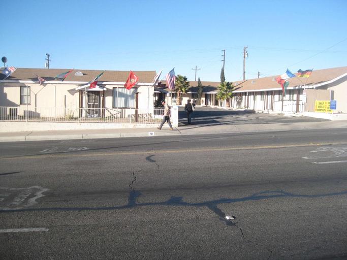 Route 66 Barstow Hotel, San Bernardino