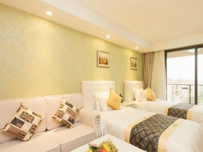 Tujia Sweetome Vacation Tianmuhu Hotel, Changzhou
