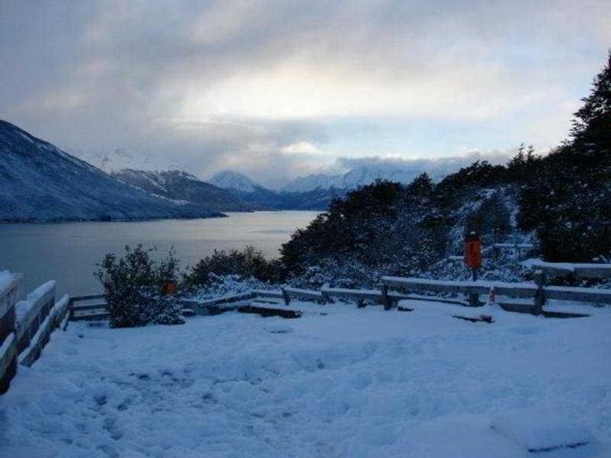 Libertador, Lago Argentino