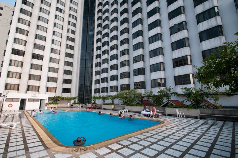(Hotel Closed) Omni Tower Sukhumvit Nana, Ratchathewi
