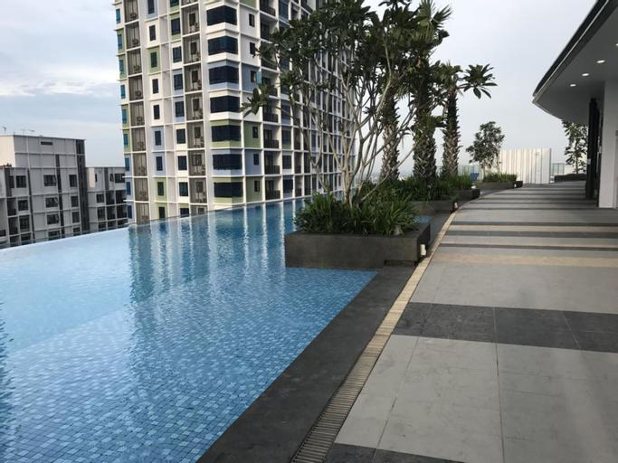 I-City I-Soho Chamey Homestay Condo, Kuala Lumpur