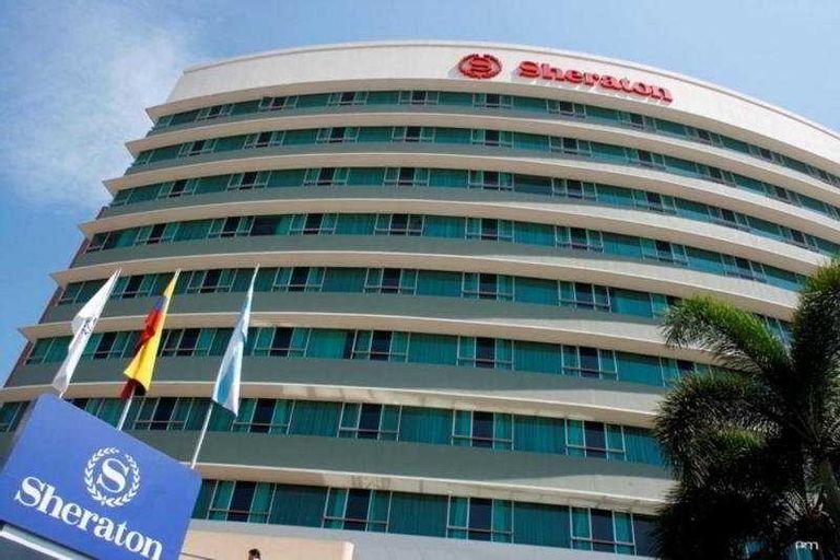 Sheraton Guayaquil Hotel, Guayaquil