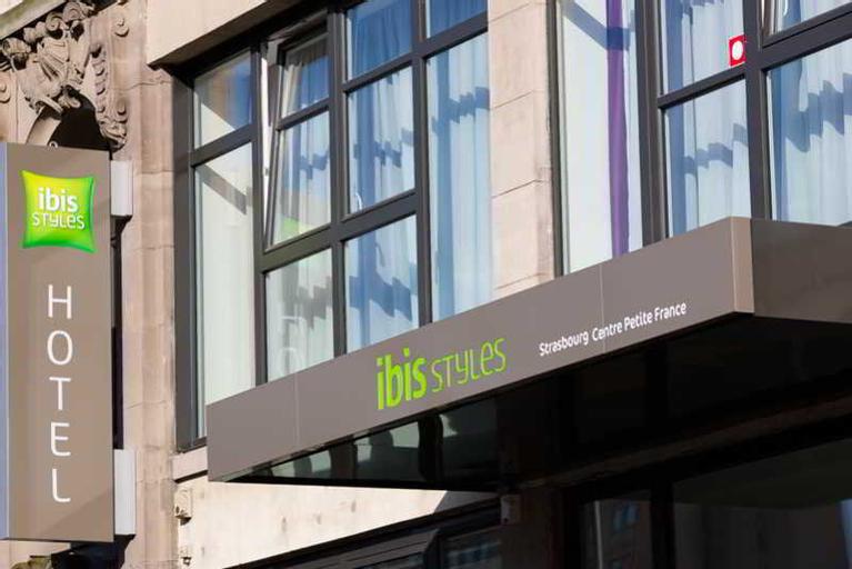 Ibis Styles Petite France, Bas-Rhin