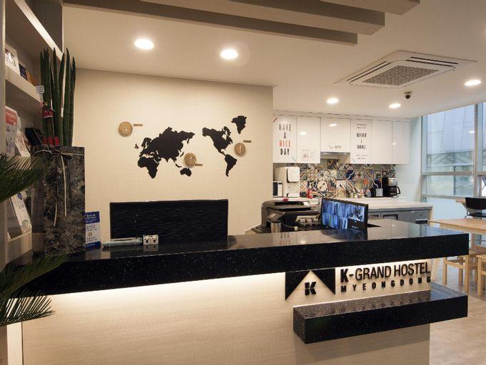 K-Grand Hostel Myeongdong, Jung