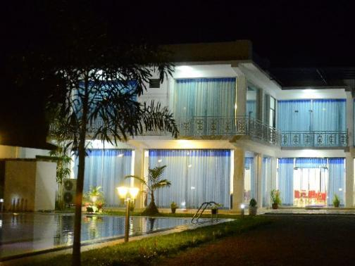 Meshendra Garden Hotel, Katana