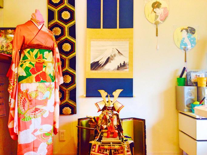 Japanese Culture House Yuka & Masato Room 2, Higashikurume