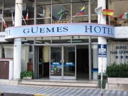 Hotel Guemes, Capital