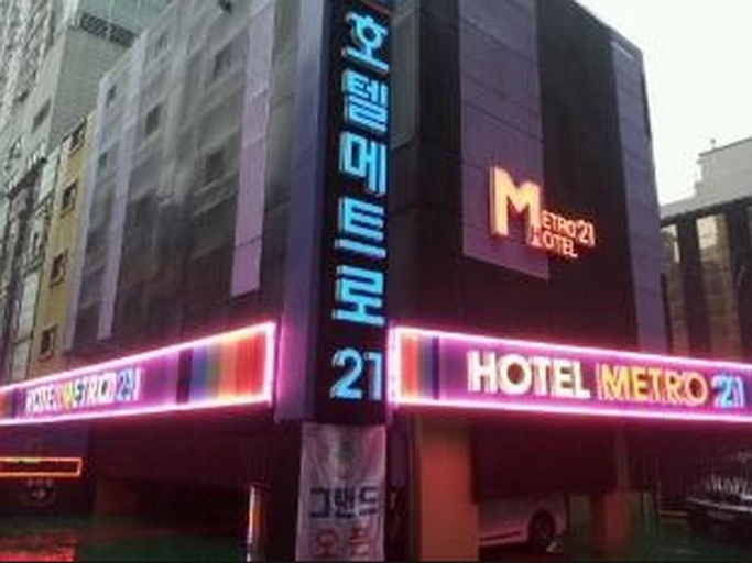 Metro 21 Hotel, Gwang-jin