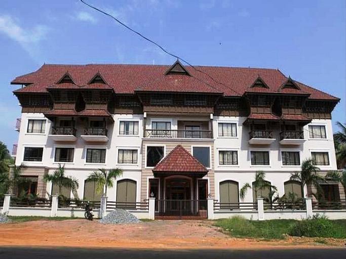 Ashirwad Heritage Resort, Kottayam