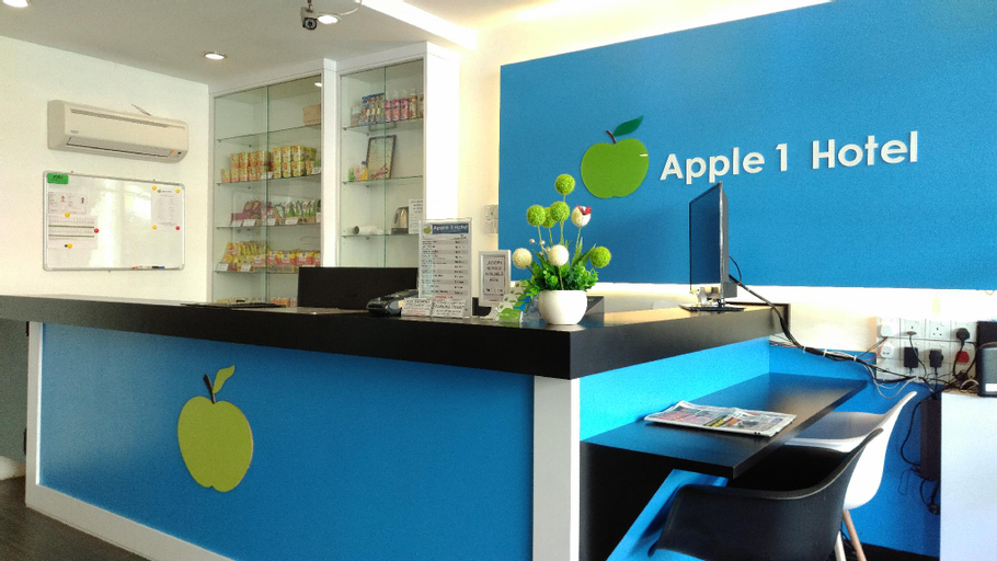 Apple 1 Hotel Superior, Barat Daya