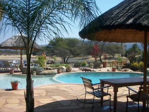 Gabus Game Ranch Hotel, Otavi