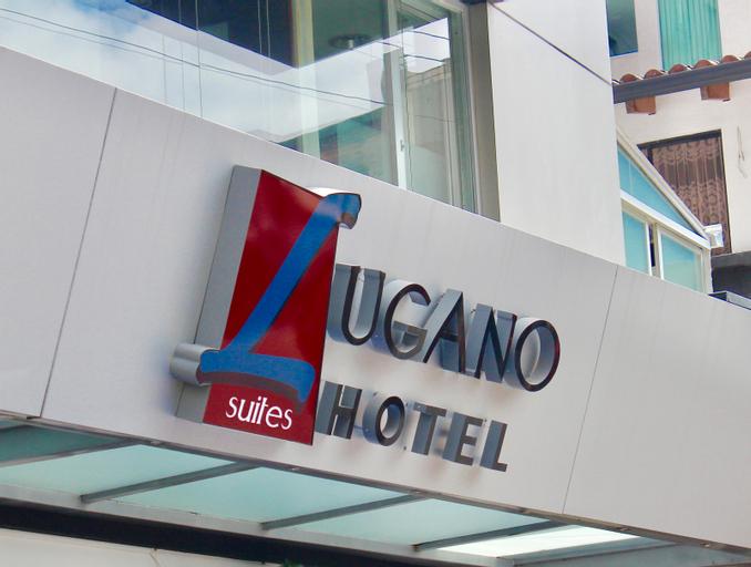 Lugano Hotel, Quito