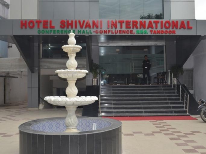 OYO 1545 Hotel Shivani International, Ranchi