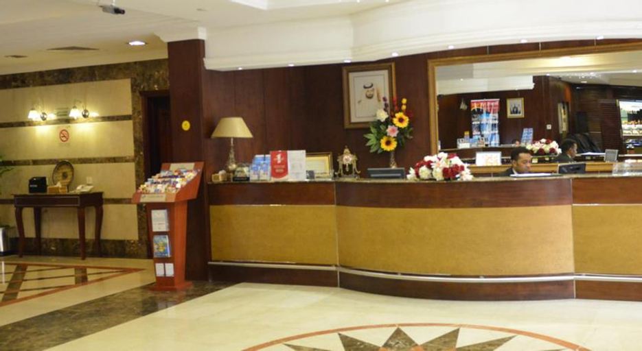 Al Manar Deluxe Hotel Apartment,