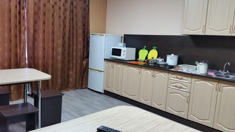 Gostiniy dom Zheleznogorskiy, Berezovskiy rayon