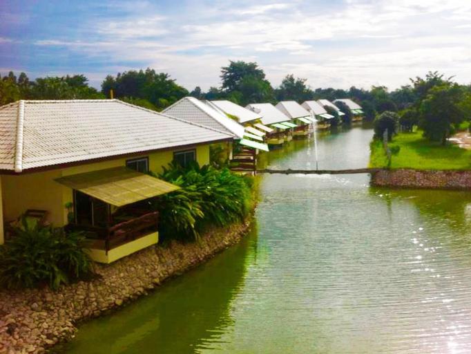 Aranyaprathet Riverside Resort, Aranyaprathet