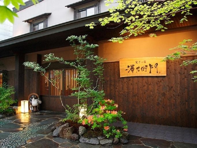 Sawaemon Ryokan, Chino