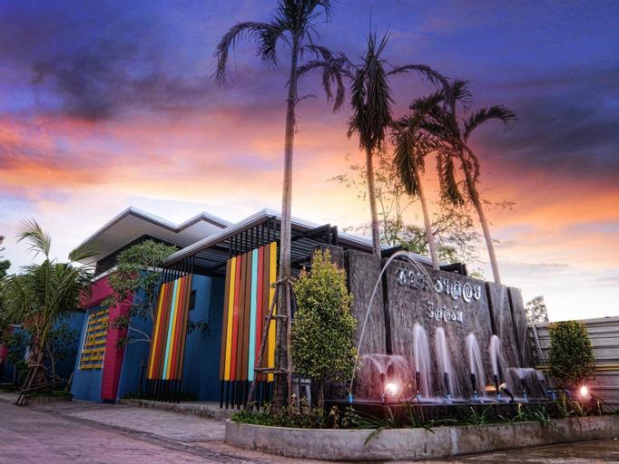 Chaba Raloy Resort, Muang Si Sa Ket