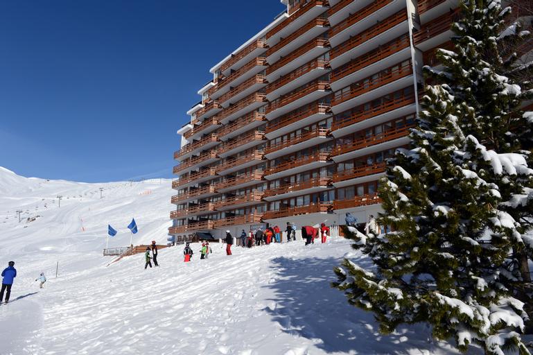 Residence Le Montana, Hautes-Pyrénées
