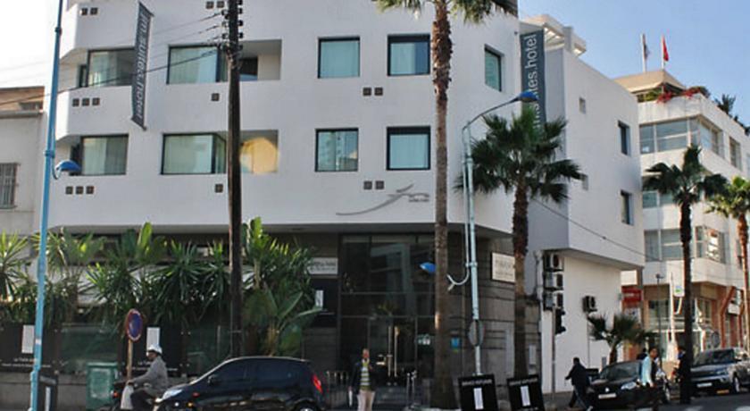 JM Suites Hotel, Casablanca