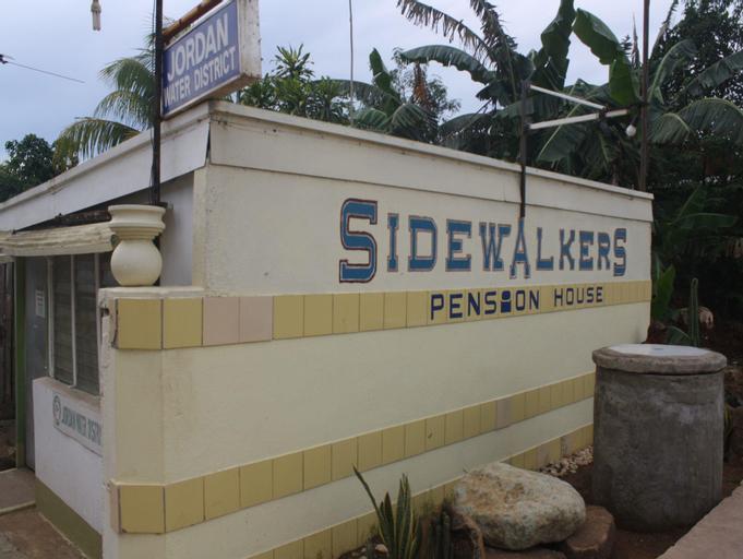 Sidewalkers Pension House, Jordan