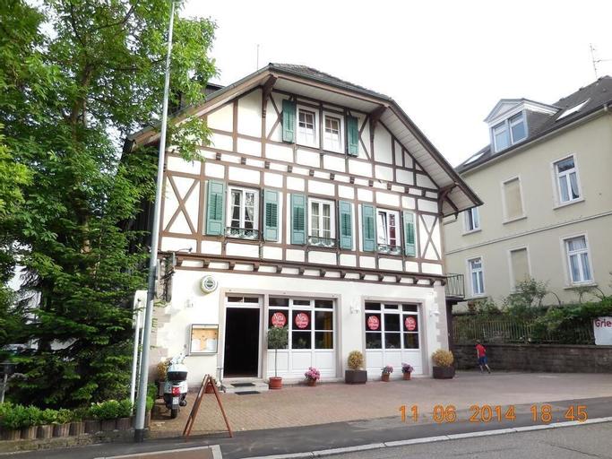 Hotel Athos, Baden-Baden