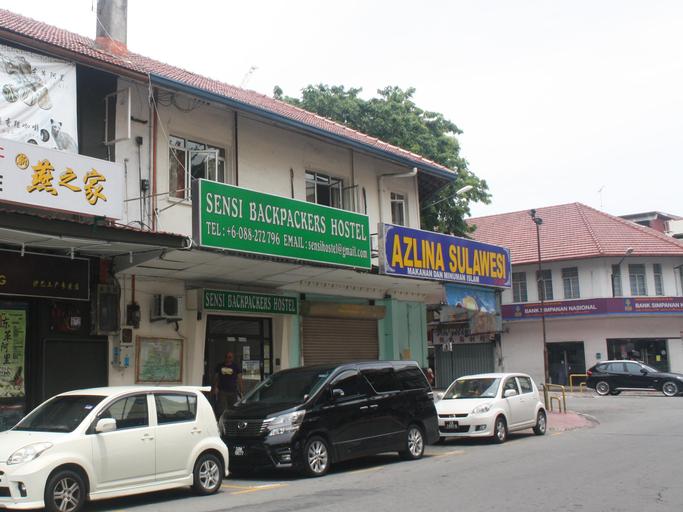 Sensi Backpackers Hostel, Kota Kinabalu