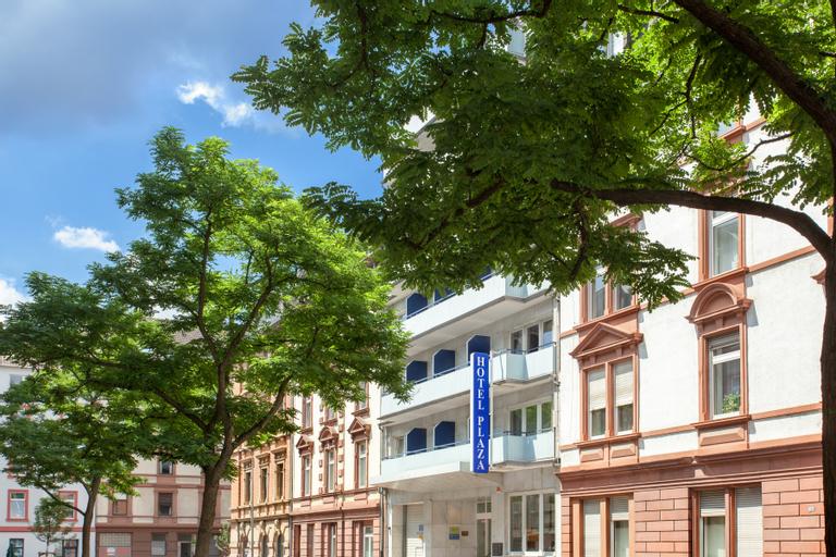 Favored Hotel Plaza, Frankfurt am Main