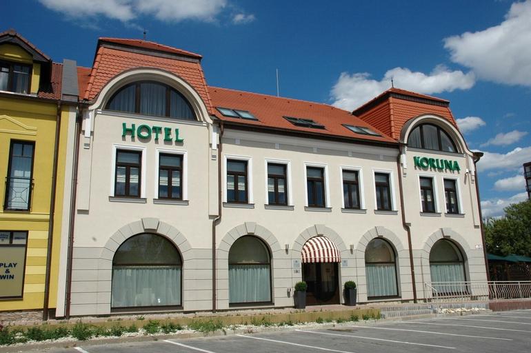 Hotel Koruna, Topolcany