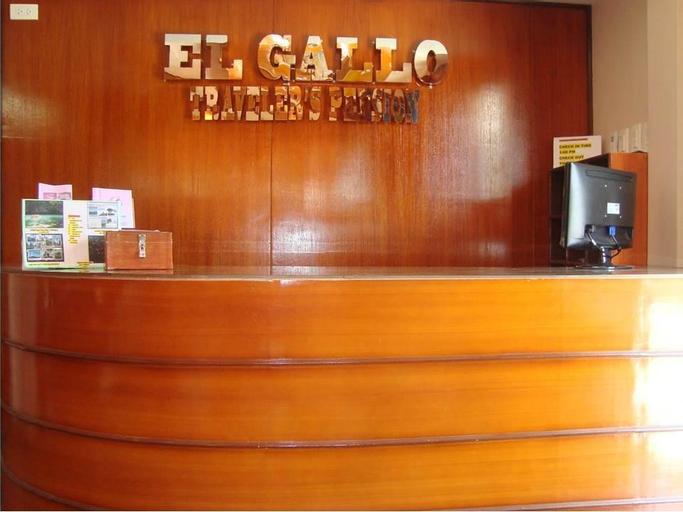 El Gallo Traveler's Pension, Puerto Princesa City