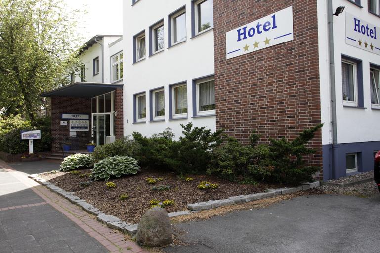 Hotel Erika-Stratmann, Höxter