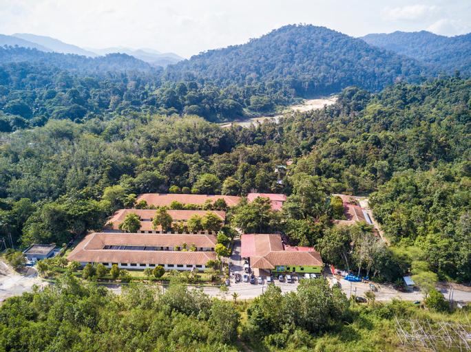 Taman Negara - Han Rainforest Resort, Jerantut