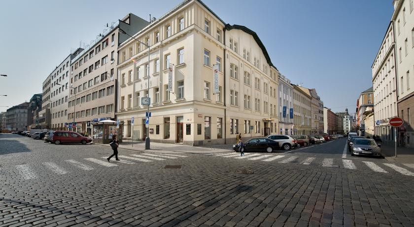 Hotel Sovereign, Praha 1