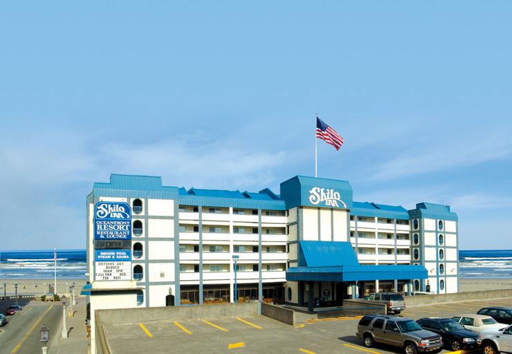 Shilo Inn Suites Seaside Oceanfront, Clatsop