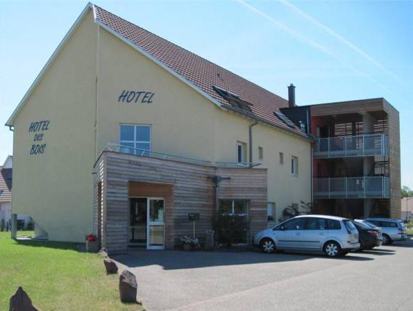Hotel Des Bois, Bas-Rhin