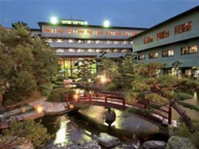 Awara Onsen Mimatsu, Sakai City