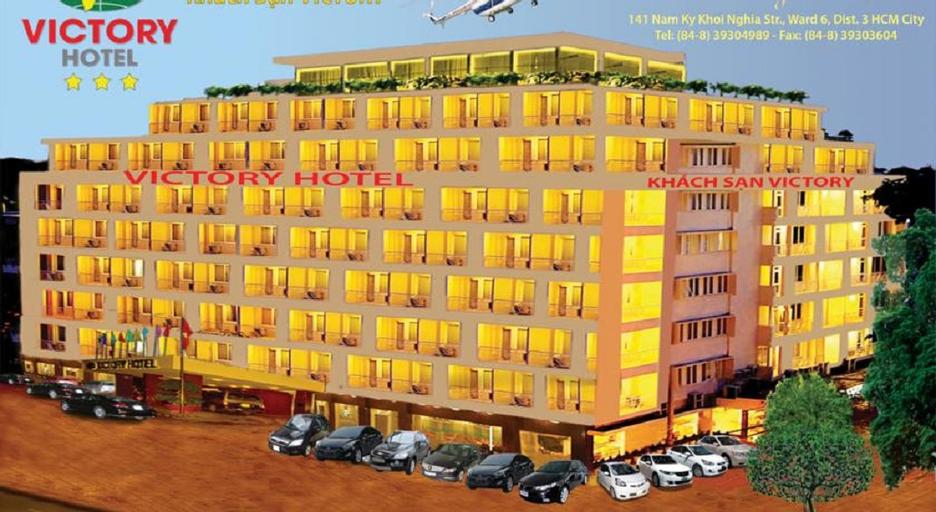 Victory Hotel Saigon, Quận 3