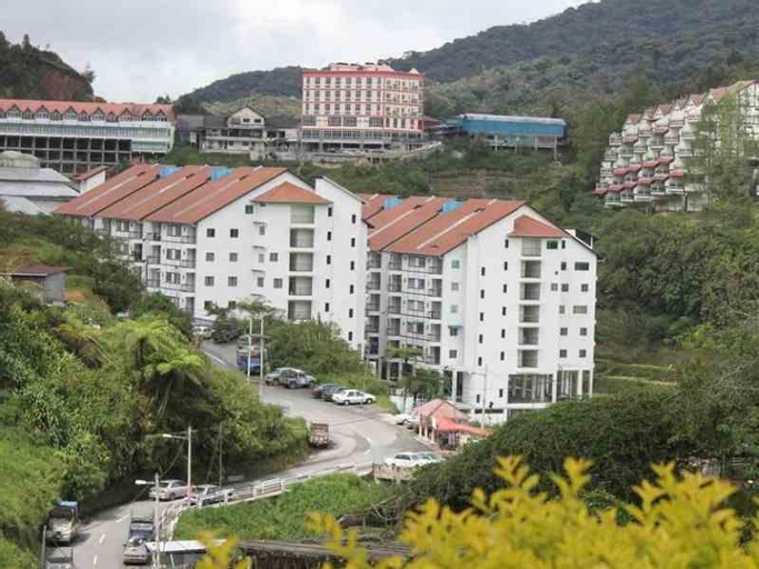 Harvest Green Apartment at Rose Apartment, Cameron Highlands