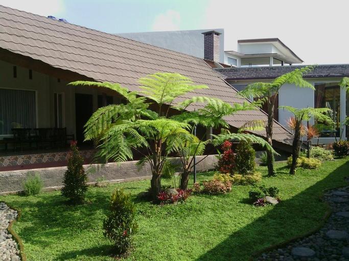 Rumah Kebun Lulu Villa, Malang