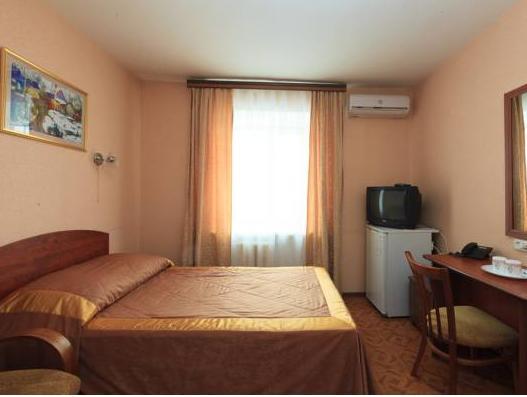 Voskhod Hotel, Khabarovskiy rayon